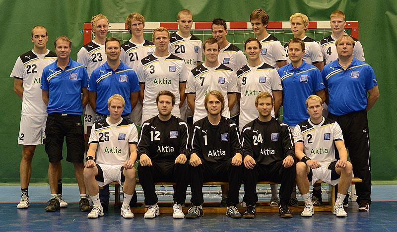 HC Westin edustusjoukkue 2011-2012