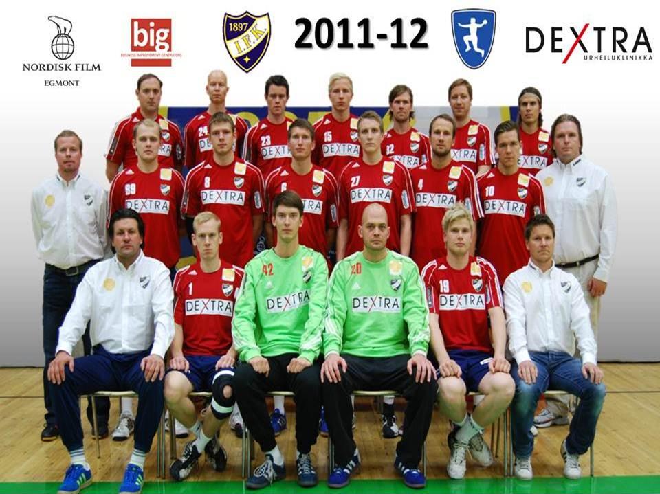 HIFK:n edustusjoukkue 2011-2012