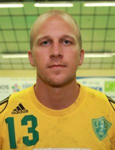 Johan Skogberg, SIF