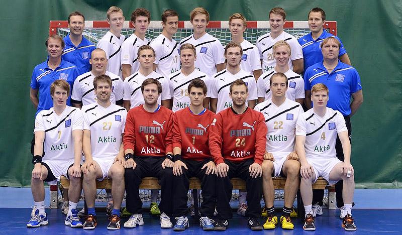 HC Westin liigajoukkue 2012-2013
