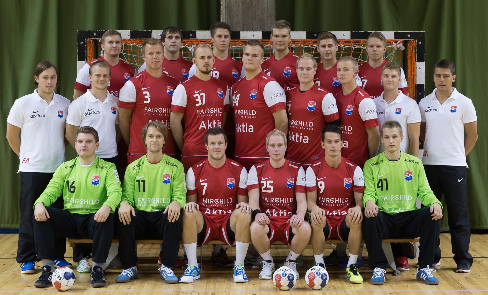 Dickenin liigajoukkue 2013-2014