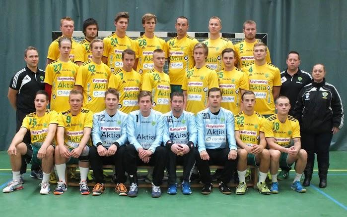 SIF:n liigajoukkue kaudella 2013-14