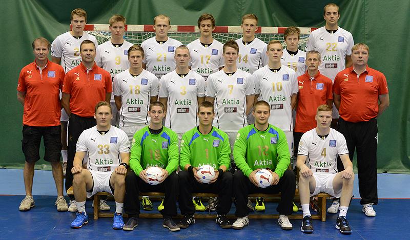 HC Westin liigajoukkue 2013-2014