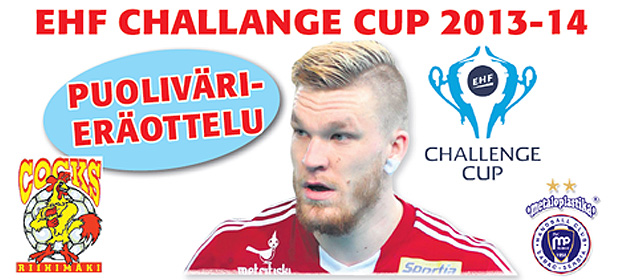 EHF Challenge cup 2013-14