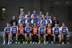 Dynamo Riihimäen edustusjoukkue 2014-2015